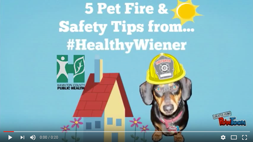 5 Fire Safety Tips